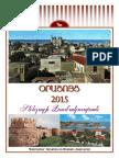 2015 Calendar - Nostalgic Famagusta (Armenian)