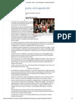 22-11-14 El Universal - Nación - Ley anticorrupción, en la agenda del Congreso