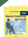 José William Vesentini Repensando a Geografia Escolar