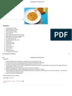 Hyderabadi Recipes  Gravy