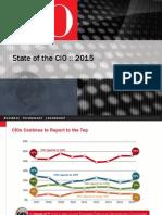 State of the CIO 2015