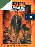 Cazador La Venganza --- Manual Del Narrador
