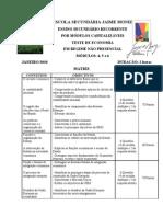 Matriz de Economia_Módulos 4_5_6 Janeiro 2010