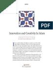 Innovation and Creativity in Islam