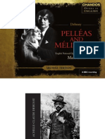Pelléas and Melisande - Libretto