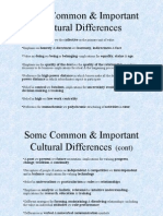Cultural Differences, Important, Common, Japanese Styles of Management