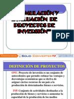 Aspectos_Generales de evaluación de proyectos