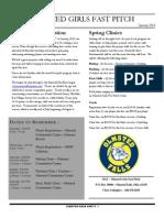 OFGirlsFP Newsletter