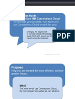 The Concise Guide on how to use IBM Connections Cloud