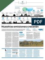 [Gil Ramón, V. 1.12.2014] Necesitamos Una Gestión de Información Integrada (El Comercio)