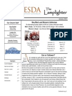 January 2015 Lamplighter