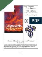 Castaneda, Das Feuer Von Innen
