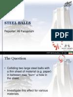 Steel Balls (1)