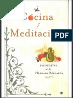 Cocina y Meditacion
