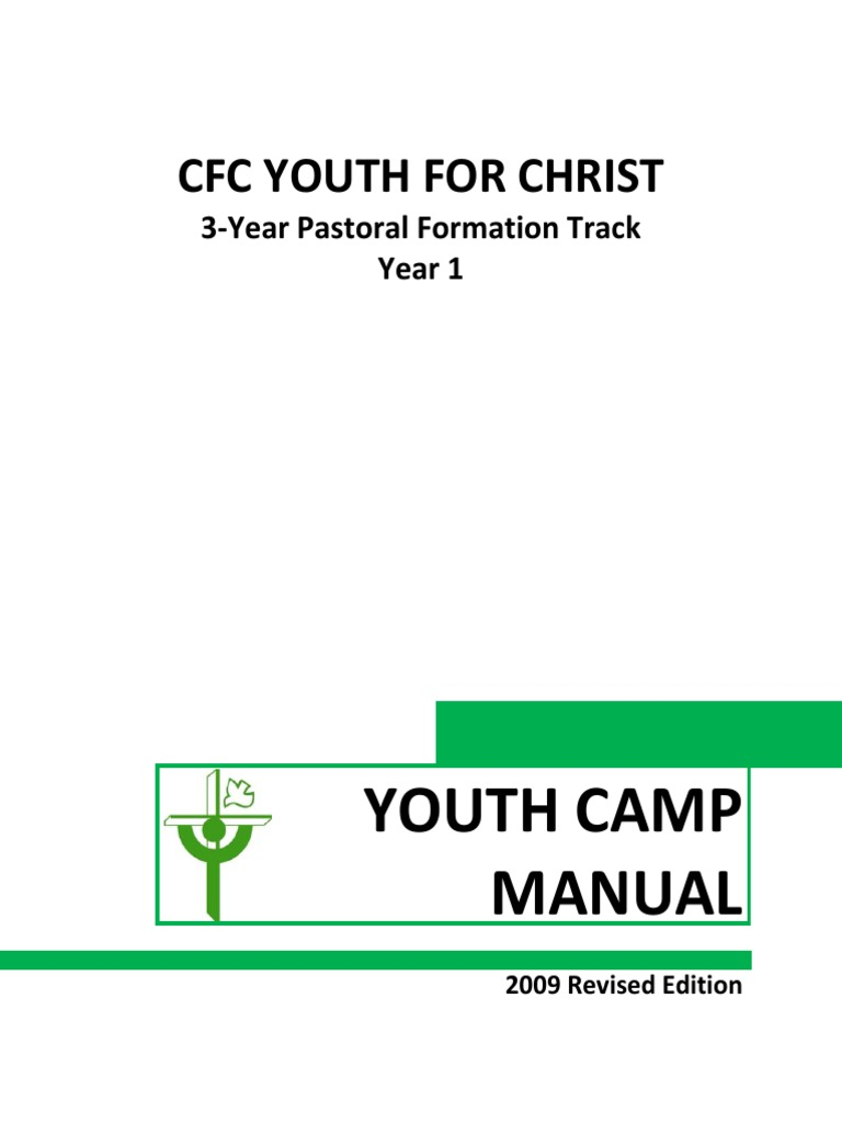Yfc youth camp manual 2009 edition eucharist the gospel stopboris Images
