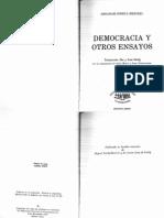 Heschel - Democracia y Otros Ensayos - Original