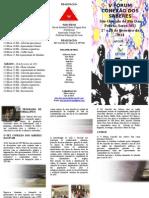 folder v forum conexao