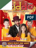Kiddo Magazine Ed26 Fall 2013