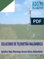 Tecnologia Adcon Telemetry