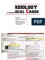 Cardiology Clinical Cases