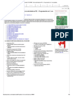Microcontrolador PIC16F887 en c