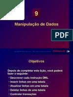 Manipulação de Dados