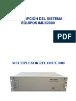 Descripción técnica IMUX 2000