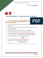 Mireille Mathieu Cinquante Ans de Carriere Corriges