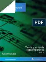 teoria y armonia contemporanea III
