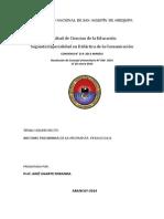 PRIMER INFORME DE SISTEMATIZACIÓN DE RESULTADOS MARIA YSABEL.docx