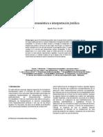 Agustín Pérez Carrillo Interpretación Incompatible.desbloqueado