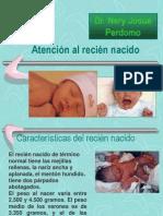 Atencion Al Recien Nacido.