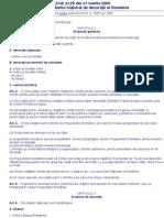 LEGE nr.29 din 31 martie 2000 privind sistemul naţional de decoraţii al României