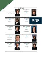 2014 Second District Court Endorsements