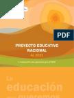 Proyecto Educativo Al 2021