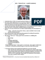 John Finnis Natural Law and Right a Quick Summary-libre