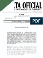 Gaceta Extraordinaria 6.167