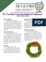 The Globe - November/December 2014