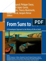 From Suns to Life - A Chronological Approach to the History of Life on Earth