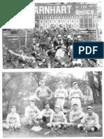 Baseball Teams, Waynesville Ohio Circa 1920