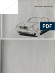 Manual Mercedes W210