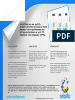 Colorific Datasheet Primers