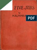 The Five Jars - M.R. James