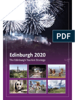 EDINBURGH 2020 the Edinburgh Tourism Strategy