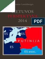 Vytautas.landsbergis. .Lietuvos.perspektyva.2014.LT