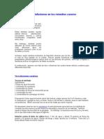 Tés e infusiones en los remedios caseros.doc