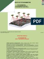Elemente de Fotogrammetrie II Cartografie II Master