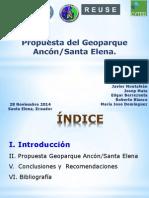 Propuesta del Geoparque Ancón
