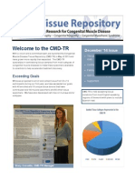 Congenital Muscle Disease Tissue Repository (CMD-TR) Newsletter 2014-12-30