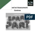 Assessment Centres